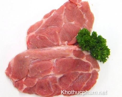 ảnh minh họa thịt heo